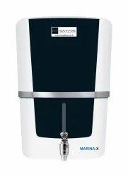 RO+UV+UF+TDS Control Health Pure Marina X Alkaline Water Purifier, 12 L