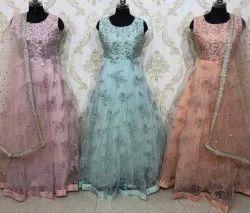 Ladies Suit Gown
