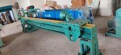 Single Phase Bamboo Splitting Machine, Production Capacity: 1 Ton Per 8 Hour