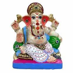 Clay Ganesha 10F