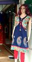 Ladies Designer Half Sleeve Kurti