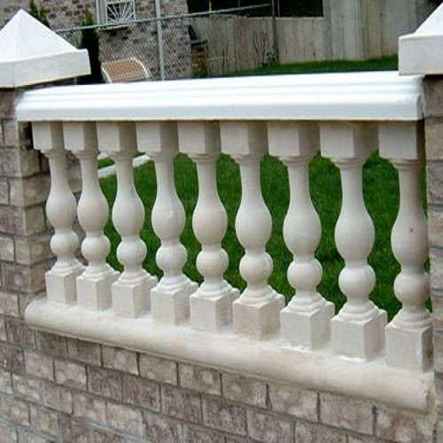 Cement Baluster Railing At Rs 150 /square Feet
