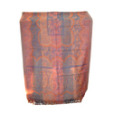 Boiled Wool Jacquard Stoles