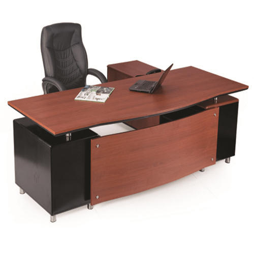 Wooden Designer Office Table