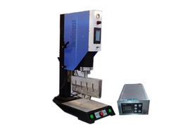 Ultrasonic Plastic Welding Machine 15khz-2600watt ( Digital-auto Tune)