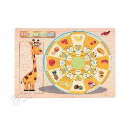 Clock Cognitive Plate