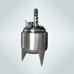 Jacketed Pressure Reactor