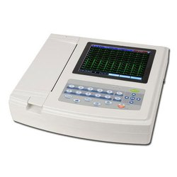 12 Channel ECG Machine