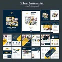 Depend On Work Print,Web Brochure Design Services