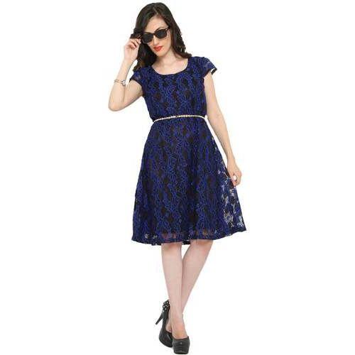 Net Party Wear Designer One Piece Dress Rs 500 Piece Karishma Fashions Id 17159848733