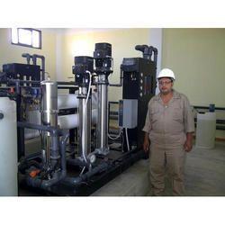 RO Plant Operation Service