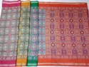 Ladies Chanderi Silk Saree