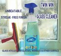 Twin Win Glass Cleaner