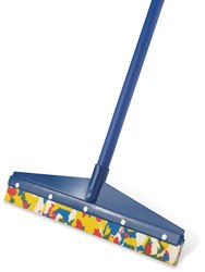 Blue Pink Plastic Floor Wiper, For Cleaning Purpose