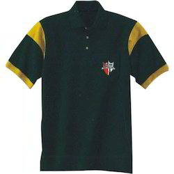 Green Kids Sports T Shirt