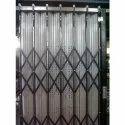 Ms Imperforated Elevator Door