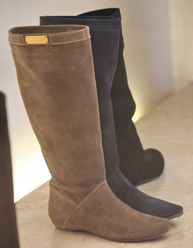 39d2900e9b1 Women's Nubuck Leather Winter Snow Boots Boots Low Heel Mid Calf Boots  Black / Brown / Wine