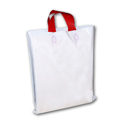 Plain Plastic Shopping Bag