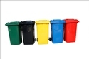 Color Wheeled Dustbin