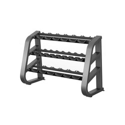 Beauty Dumbbell Rack
