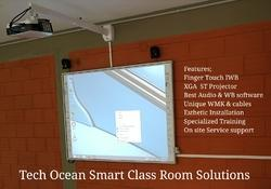 Multi Touch Interactive Board