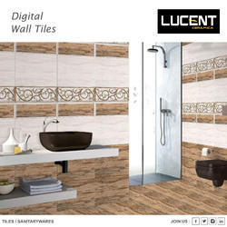 Digital Ceramic Wall Tile