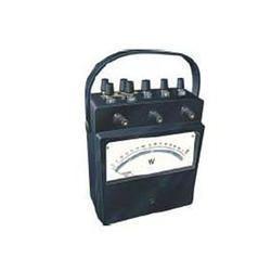 Analog Portable Wattmeter