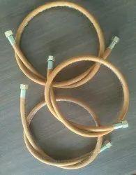 LPG Orange Hose Pipe