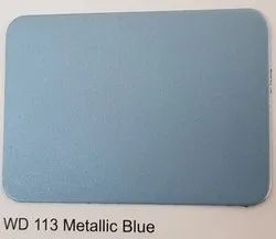 Wd-113 Metallic Blue ACP