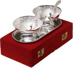 German Silver Traditional Gift Set