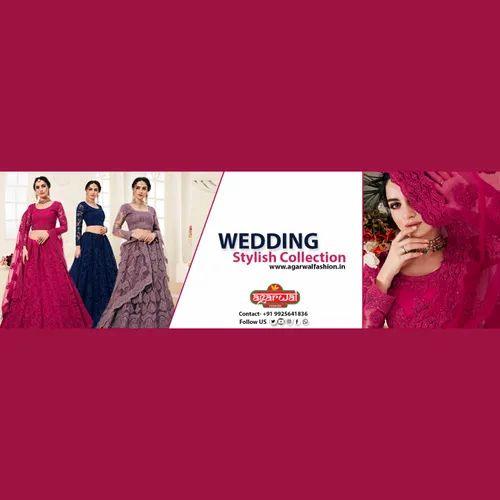 Wedding Stylish Collection Lehenga
