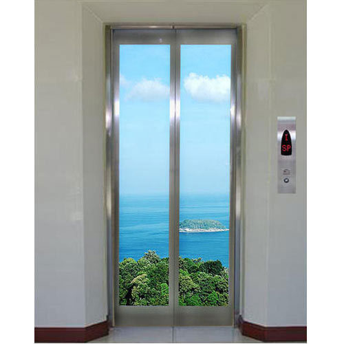 Elevator Glass Door At Rs 600000 Piece Vardhman Plaza Delhi