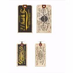 Paper Designer Hang Tag