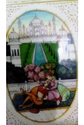 Painting - Tajmahel In Shajaha & Mumtaj