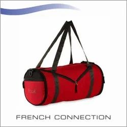 French Connection Gym Bag