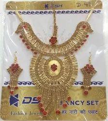 DSK Round Necklace Diamond, for WEDDING