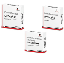 Ivecop Ivermectin Tablets