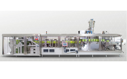 Doypack HFFS Packaging Machine