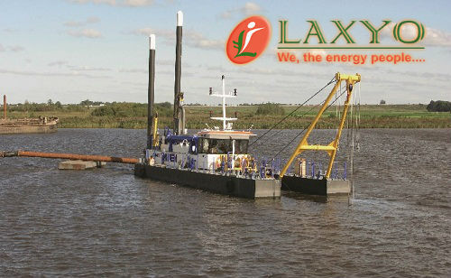 Dreger On Rent, Dredging Services - Laxyo Energy Limited