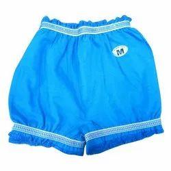 Sky Blue Cotton Kids Inner Wear