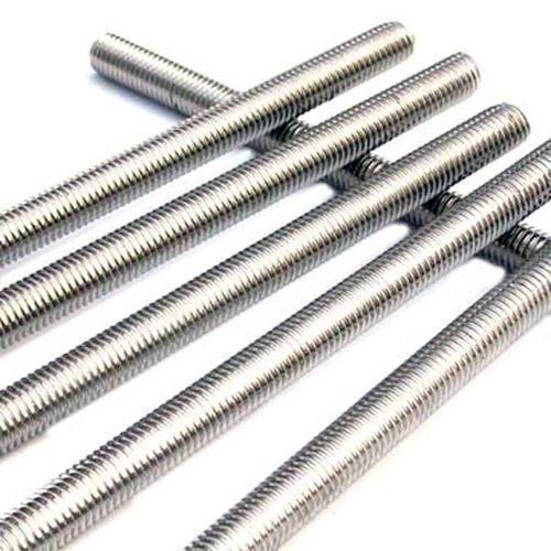 Nickel Alloys Threaded Rods