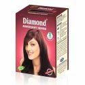 Diamond Mahogany Henna Herbal Hair Color For Parlour