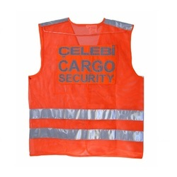 Green Surveyors Safety Vests, Size: Medium And XL