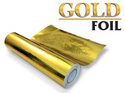 Golden Foil Roll