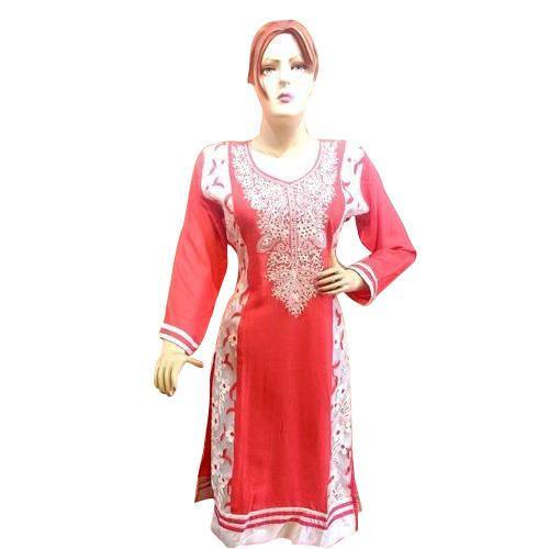 0f91c30f57 Regular Medium Ladies Cotton Kurti, Rs 450 /piece, Shyamali Boutique ...