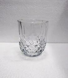 Plain Crystal Water Glass