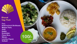 Indian BHARAT BHOJANALAY AND TIFFIN SERVICES, in kolhapur