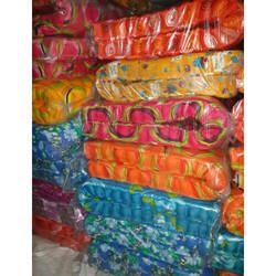 silk cotton bed