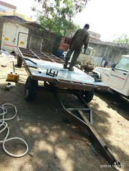 Rotary Screw Trolley On Hire in Nagpur, Capacity Range: 1 Ton