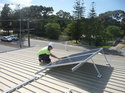 Galvanizing Solar Structure